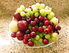 Fruits for hot weather! (denise.bardauil) Tags: fruit grapes peach cherry plum nikon