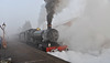OFF WE GO (chris .p) Tags: steam kiddeminster nikon d610 winter train view station manor capture 7812 gwr worcestershire england railways history december 2016 platform lamps