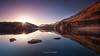 snowdonia (kayak4bigbass) Tags: snowdonia wales reflections lake sky rocks trees winter sun star set sunset nikon tokina 1120