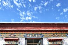 aR_TIBET_23bis (Arnaud Rossocelo) Tags: tibet tibetan monk lhassa dalai lama potala stupa monastery temple buddha buddhism statue shigatse lake namtso yamdrok everest