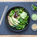 Green Bowl with Avocado and Broccolini