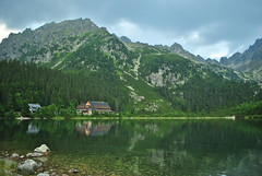Popradske Pleso (richie78) Tags: slovakia tatras nikon d3000 hightatras vysoketatry popradske pleso lake