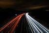 Light streams (o Nightfox o) Tags: portishead light stream motorways long exposure lights night nikon d3300