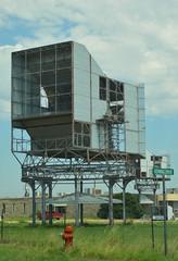 Giant sentinels of the planes (radargeek) Tags: driving tx texas seymour funnelwheel windpower kenning global kenningglobalenergytechnologyinc