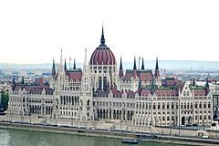 Hungary-02184 - Hungarian Parliament Building (archer10 (Dennis) 90M Views) Tags: hungary budapest night danube river cruise globus sony a6300 ilce6300 18200mm 1650mm mirrorless free freepicture archer10 dennis jarvis dennisgjarvis dennisjarvis iamcanadian novascotia canada parliament building castlehill hungarian national