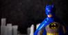 Gotham and the Guardian (Decepticreep) Tags: brucewayne mego batman batcave batcomputer removablecowl gotham