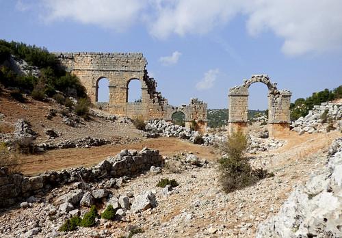 Olba - tomb (2)
