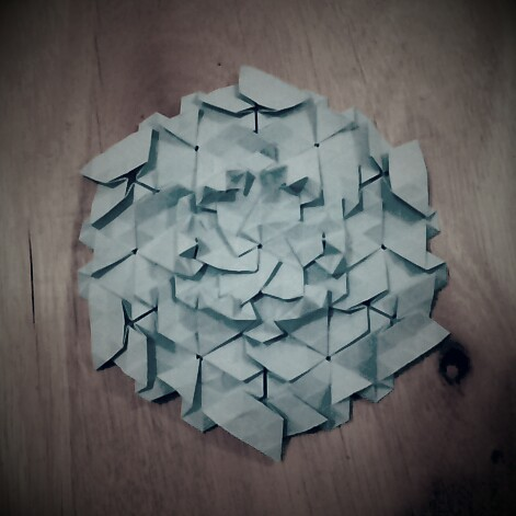 The Worlds Most Recently Posted Photos Of Origami And Tessellations