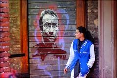 A modo mio (GiophotoArt) Tags: murales lucio street