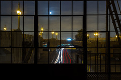 Night Visions (Pete Nunnery) Tags: california road street city blue sky color colors silhouette yellow night canon photography losangeles flickr downtown cityscape photographer shadows image ngc hollywood citylights midnight southerncalifornia soe dtla geodata abigfave flickrbronzetrophygroup