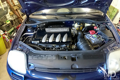 Cleaned Engine bay (ND-Photo.nl) Tags: sport bay sony engine plate clio renault clean cover nd motor 20 rs z3 16v plaat schoon xperia ndphotonl afdek afdekplaat ndphto