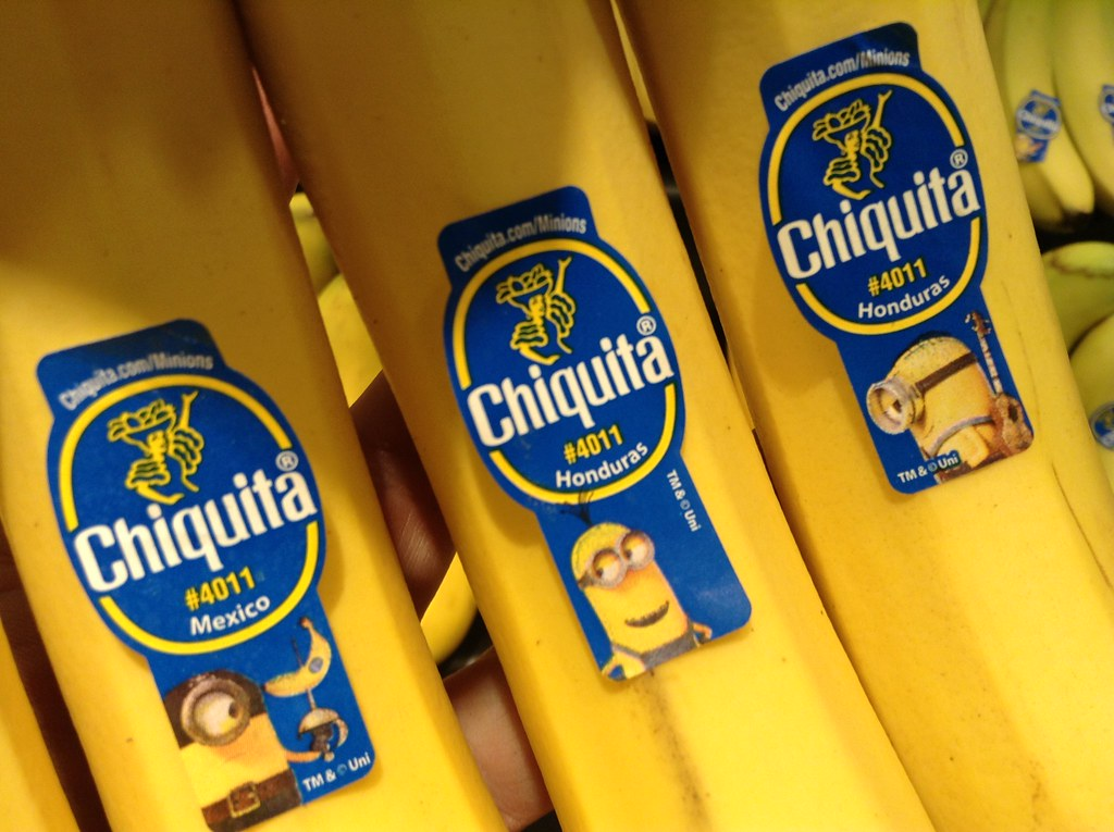 chiquitas bananas Chiquita launches 'we are bananas' marketing campaign this summer - this  summer, chiquita brands international are demonstrating that.