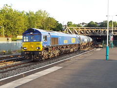 66750 at newport (47604) Tags: newport class66 6435 gbrf 66750