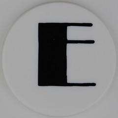Last Word letter E (Leo Reynolds) Tags: e letter squaredcircle oneletter eee letterset grouponeletter xsquarex xleol30x sqset117 xxx2015xxx
