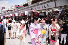 櫻花妹 (楚志遠) Tags: art 50mm nikon f14 sigma 日本 東京 旅行 築地 旅遊 迪士尼 台場 淺草 拉麵 雷門 鋼彈 楚志遠 凍先生
