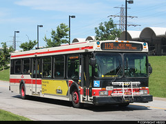Toronto Transit Commission #7315 (vb5215's Transportation Gallery) Tags: new toronto flyer ttc 1999 transit commission d40lf