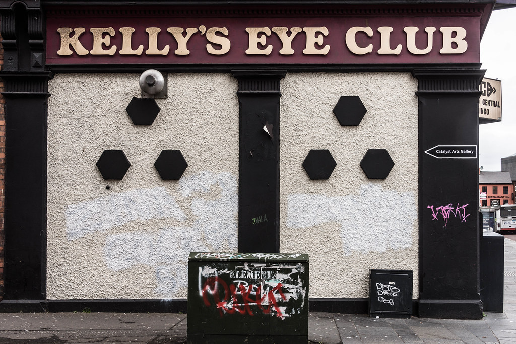 BELFAST CITY MAY 2015 [KELLY'S EYE CLUB] REF-106381