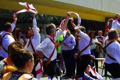 Morris Dancers (claire.nicholson22) Tags: london dancers southbank morris