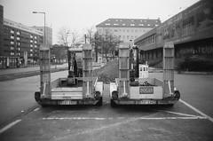megatron (Lup0s) Tags: blackandwhite berlin film minolta grain xd7 bonjourtristesse orwo np22