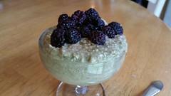 """Sugar""-Free Tulsi Chai Pudding (PetiteFamily93) Tags: food vegan raw pudding chia tulsi stevia"