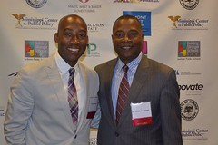 Kwame Anku #YESWECODE and Dean Ricardo Brown