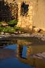 IMG_6740 (francois f swanepoel) Tags: sunrise reflections mud stonework karoo northerncape mudbricks noordkaap earlymorningsun nieuwoudtville karroo papkuilsfontein steenwerk