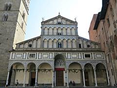 Cattedrale di San Zeno (Matteo Bimonte) Tags: art arte tuscany duomo toscana architettura pistoia cattedrale sanzeno cattedraledisanzeno