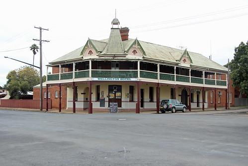 Wellington Hotel - Wellington