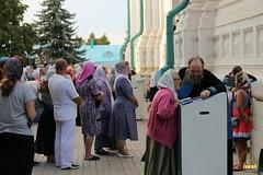 10. The solemn all-night vigil on the feast of the Svyatogorsk icon of the Mother of God / Торжественное всенощное бдение праздника Святогорской иконы Божией Матери