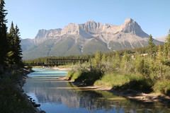 Wandering around the Bow river in Canmore Alberta Canada Aug 1st 2015 (davebloggs007) Tags: canada river 1st alberta bow around aug canmore wandering 2015