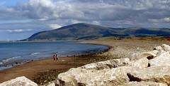 Black Combe from Earnse Bay (billnbenj) Tags: beach tide cumbria barrow blackcombe westshore walneyisland earnsebay