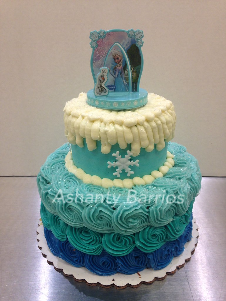 Cake Decorating Timeline Buttercream : The World s Best Photos of frozen and frozencake - Flickr Hive Mind