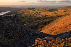 Dinorwic village (PentlandPirate of the North) Tags: dinorwic slate quarry village llanberis caernarfon anglesey northwales
