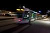 Nuit mouvementée ;-) (Paris - France) (william 73) Tags: 12mm zuiko omd em10 mk2 olympus paris france tramway filé f2