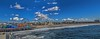 Santa Monica Beach Panorama (Michael F. Nyiri) Tags: santamonica beach pier santamonicapier california southerncalifornia