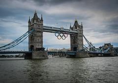 Tower Bridge, London 2012 (Justgetdancey) Tags: bridge towerbridge london capital city olympics 2012 londonolympics 2012olympics cityoflondon england river thames thethames