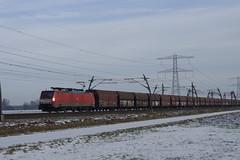 DB Cargo 189 073-0 met kolentrein bij Angeren over de Betuweroute richting Valburg 15-01-2017 (marcelwijers) Tags: boxer marly met bal langs de betuweroute angeren 15012017 deutsche bahn siemens 91 80 6189 073 ddb es64f4 es 64 f4