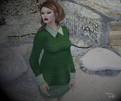 ~260~ Winter Now (αиα ¢αραℓιиι) Tags: secondlife fashion maitreya akeruka pinkfuel magika ikon lagazzaladra on9 rebelhope eastore slackgirl verocity
