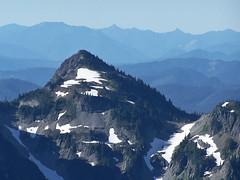 Plummer Peak (maritimeorca) Tags: cascaderange mountrainiernationalpark panoramapoint plummerpeak tatooshrange