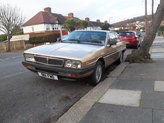 1984 Lancia (doojohn701) Tags: vintage retro classic italian lancia 1984 eltham rust uk