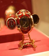 The Imperial Caucasus Egg (ktmqi) Tags: metropolitanmuseumofart fabergé easteregg gold hardstone jewlery decorativearts russia stpetersburg enamel matildageddingsgraycollection