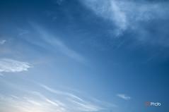 What a wonderful sky? (577Photo) Tags: clearsky clearest sky bluesky clouds cloudscape morning fresh freeze sunlight deepblue