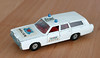 Matchbox Commuter Police Wagon (Schwanzus_Longus) Tags: model replica die cast toy car mercury commuter station wagon estate break combi kombi matchbox speedkings speed kings k23 made england delmenhorst indoor hell highway police polizei