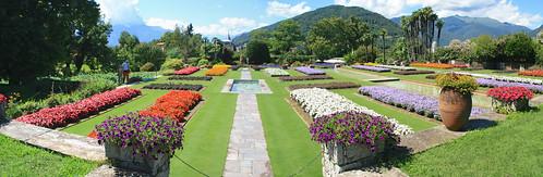 Villa Taranto Botanical Gardens