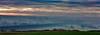 Meridian in the morning mist (Peter Leigh50) Tags: meridian rutland harringworth valley viaduct train railway mist landscape panorama