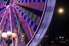 Big wheel (l SM Photography l) Tags: sydney darlingharbour harbourside long exposure night moon colours big wheel