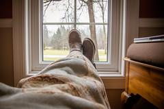 January Rain 25/365 (Watermarq Design) Tags: relax relaxing comfort cozy homeoffice windowseat 365project windowwednesdays