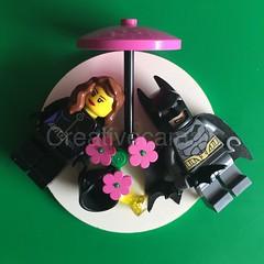 First date (cameronmorrison1) Tags: thedarkknightrises dating firstdate batmanart toyphotography lego legobatman batmanfan batfan catwoman batman