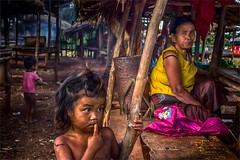 a moment in a life (felixvancakenberghe) Tags: laos mensen salavan people asia child village