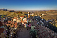 Barolo (Fil.ippo) Tags: barolo vino wine piedmont piemonte townscape cityscape panorama hill campagna filippo filippobianchi d610 vineyards langhe platinumheartaward